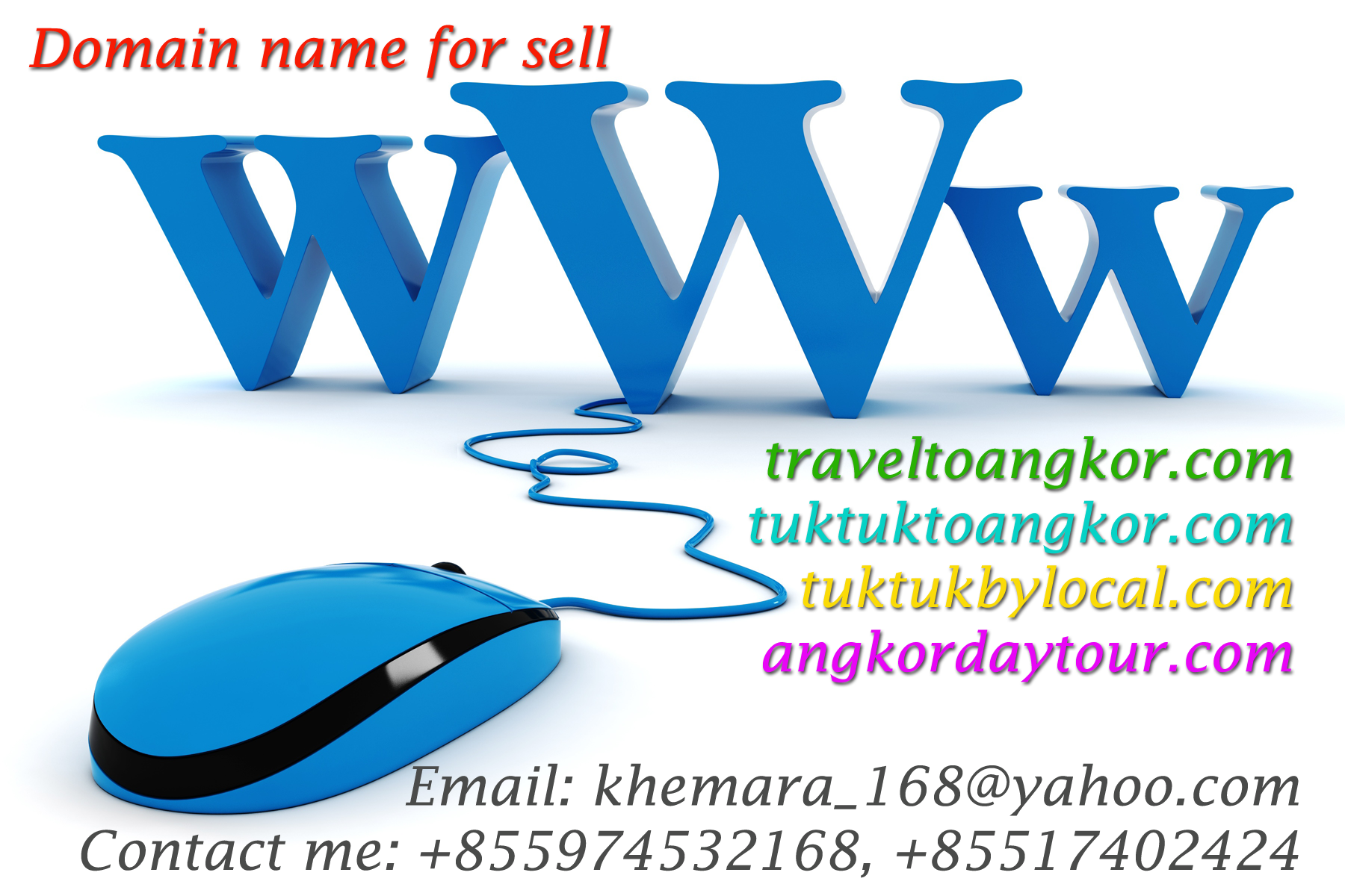 Domain name for sell