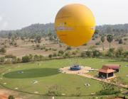Balloon Ride over Angkor View - Siem Reap