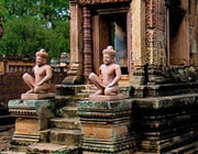 Kbal Spean and Banteay Srey Temples Tour