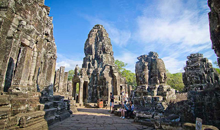 HighLights of Bayon Temple