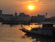 Sunset Cruise on Tonle Sap - Phnom Penh