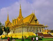 The Royal Palace - Phnom Penh