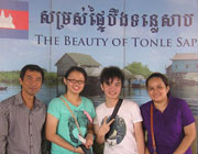 Tonle Sap Lake and Beng Mealea Temple Tour