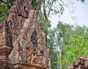 Siem Reap Banteay Srey and Roluos Full Day Tour