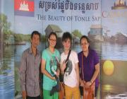 Siem Reap Beng Mealea and Tonle Sap Lake Full Day Tour