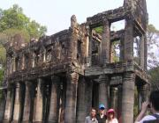 Siem Reap Banteay Srey and Preah Khan Temples Day Tour