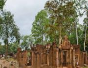 2 Days Banteay Srey Rolous Group and Floating Village