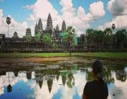 Siem Reap 2 Days Angkor Wat Ta Promh and Tonle Sap Tour