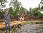 2 Days Kbal Spean Banteay Srey and Prasat Thom of Koh Ker