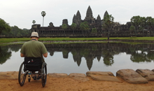 HighLights of Cambodia Wheelchair Travel